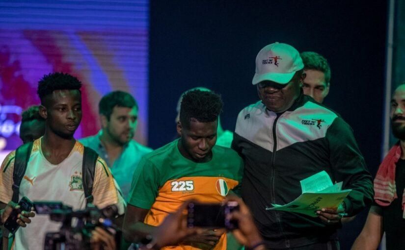 MTN Sponsors Freestyle UNLOCKED Africa 2020